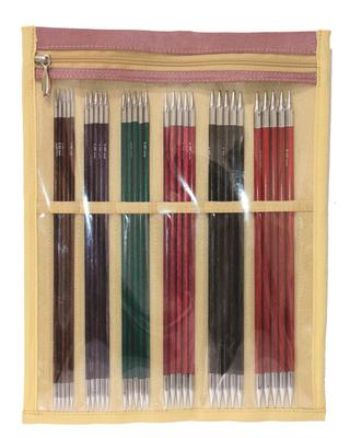 KnitPro ROYALE Strumpstickor Set 20 cm (6 stl. 2.50-5.00mm)