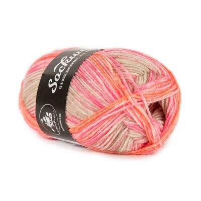 Mayflower Sockwool 01 Lily