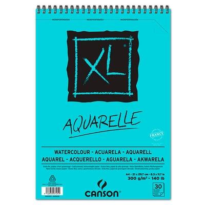 XL Aquarelle Sketch Paper Block