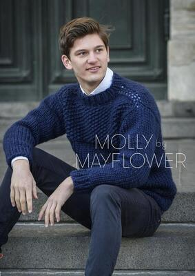 PelleSweateren, Alm. ærmer - Molly by Mayflower
