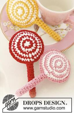 24-31 Lollipop Cheer by DROPS Design