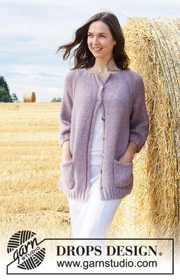 223-36 Lavender Pocket by DROPS Design