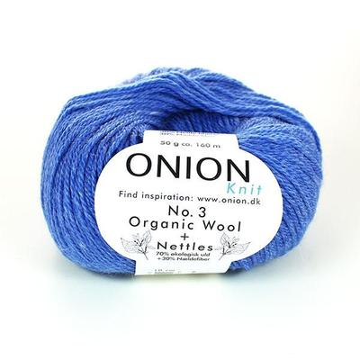 ONION No.3 Organic Wool+Nettles