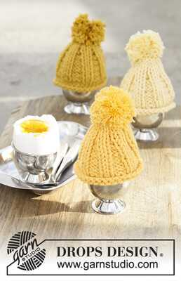 0-1377 Chilled Eggs by DROPS Design