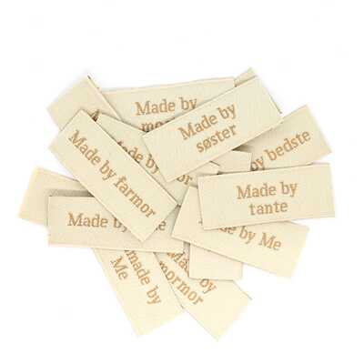 Labels Made by