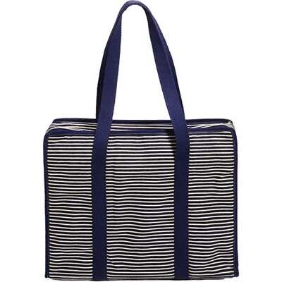 Prym All-In-One Bag - Denim & Stripes